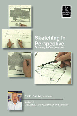 Sketching in Perspective by Carl Dalio - Art Education DVD