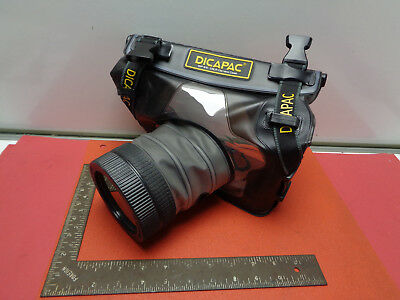 Dicapac WP-S10 waterproof DSLR camera case LOTRMF8LSP