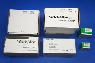 Welch Allyn 767 Diagnostic Otoscope Ophtalmoscope Therm Mur Système