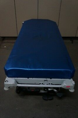 Stryker Big Wheel ATLAS 660 Bariatric Medical Stretcher Gurney 660LB