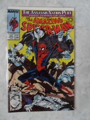 Amazing Spiderman  Nr: 322   Silver Sable