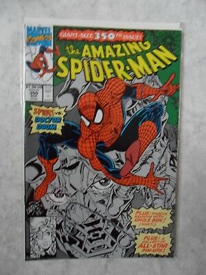 Amazing Spiderman  Nr: 350  Giant Size    US Mavel Comics  Doctor Doom