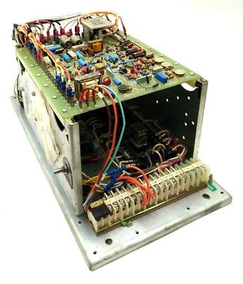 DSI Dynamatic MKIII-1 DC Motor Controller, Out: 45VDC 5.5A In: 230/460VAC 60Hz