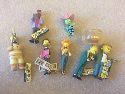 The Simpsons Limited Edition Figurine Series 4 Nuclear Power Plant New 2005
