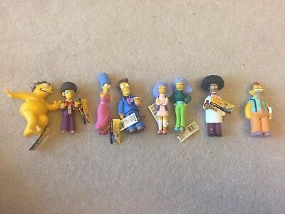 The Simpsons Limited Edition Figurine Series 6 New 2005. THE WAY WE WERE