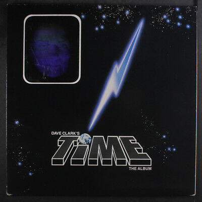 DAVE CLARK: Time - The Album LP (UK, 2 LPs, w/ inners & booklet, hologram cover