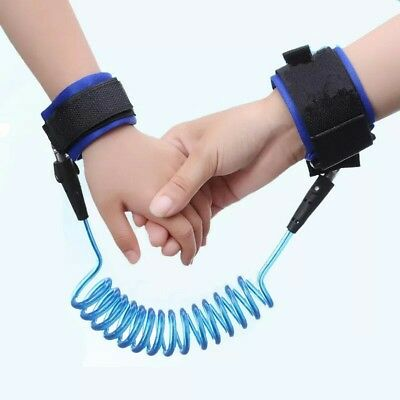 Adjustable Anti-lost Link For Kids Safety Harness Wrist Leash Belt Wristbands