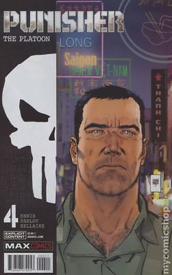 Punisher The Platoon (Marvel) #4 2018 VF Stock Image