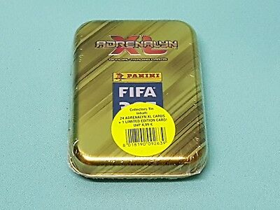 Panini Adrenalyn XL FIFA 365 2019 Pocket Tin Box 1 x Limited Edition Neu