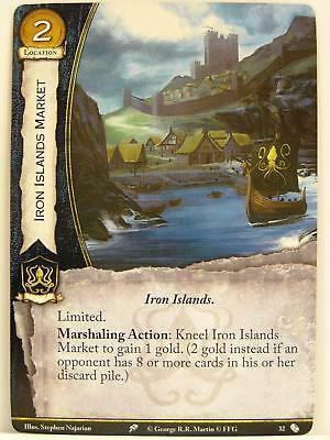 A Game of Thrones 2.0 - 1x #032 Iron Islands Market - House Greyjoy