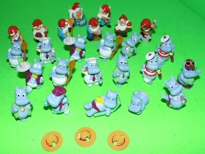 COLLECTION OF VINTAGE KINDER EGG TOYS 1990s ?  HUGE COLLECTION TO LIST #5