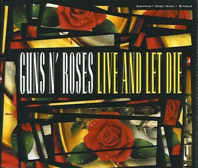 GUNS N' ROSES - Live And Let Die US HARD ROCK
