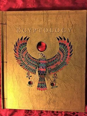 Egyptology Search For The Tomb Of Osiris Emily Sands Journal Scrapbook Hardcover