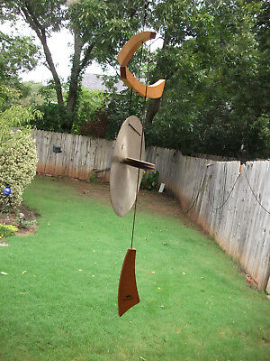 Woodstock, Natural Ash Emperior Cong Chime-Good Used Cond.