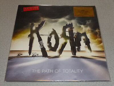 Korn - The Path Of Totality - LP 180g audiophile Coloured Vinyl ///// Neu