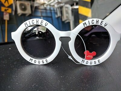 Mickey Mouse Junk Food Disney Women's or Childrens Sunglasses Sun Glasses New