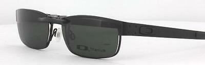 Oakley Polarized Custom Metal On For Fit Clip Plate Sunglasses wP8nOX0k