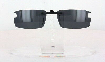 Custom Fit Polarized CLIP-ON Sunglasses For Tag Heuer 7641 52x18 TH7641