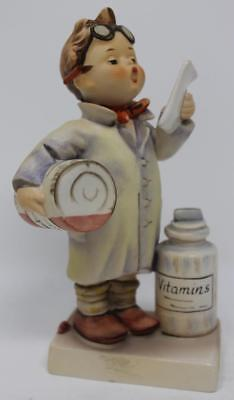 Goebel Hummel Figurine - Little Pharmacist  HUM 322  - TMK6  5 1/2""