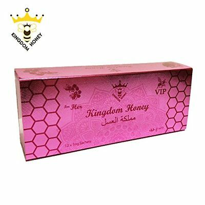 Box-Authentic-Kingdom VIP-Honey-For-Her-Fmale-Sexual-Enhancement New