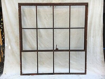 Architectural Steel Sash Window Industrial Ventilator Transom Sturdy 8 ventilato