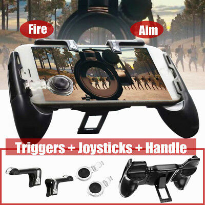 For PUBG Controller Mobile Gaming Shooter Trigger L1R1 Fire Button Gamepad US