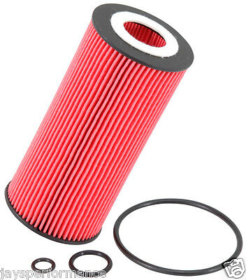 Kn Oil Filter (Ps-7017) Replacement High Flow Filtration