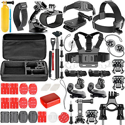 Neewer 57-in-1 Action Camera Accessory Kit for GoPro Hero Session/5 Hero 5 4 3+