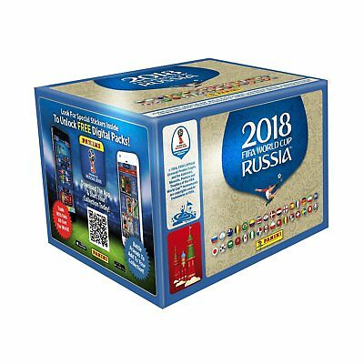 Panini Fifa World Cup 2018 Loose Stickers - Sets Of 5,10, 20, 30, 40, 50,