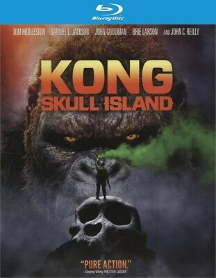 Kong: Skull Island (Blu-ray Disc ONLY, 2017)