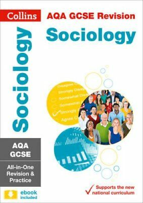 AQA GCSE 9-1 Sociology All-in-One Revision and Practice 9780008227456