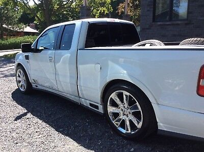 Ford: Mustang 2007 Ford Saleen F150 Supercharged