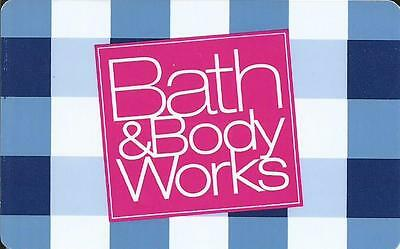 Bath & Body Works From Canada Mint Gift Card Bilingual No Cash Value
