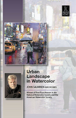 Urban Landscape in Watercolor by John Salminen - Art Education DVD