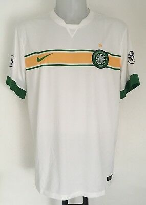 Celtic 2014/15 S/s 3Rd Shirt By Nike  Size Men's Xl Brand New With Tags