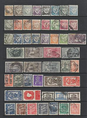 Portugal 1931 - 1940 collection , 84 stamps.
