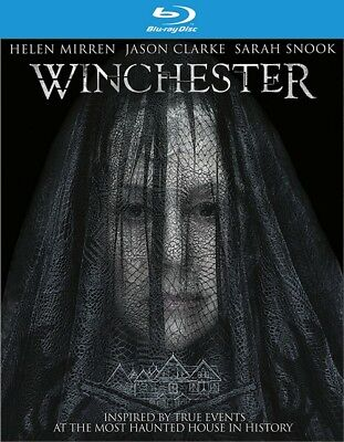 Winchester (Blu-ray Disc ONLY, 2018)