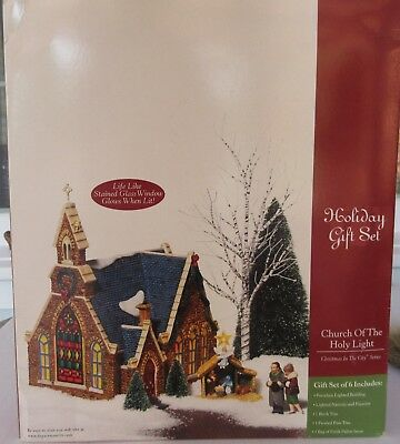 Dept 56- Christmas In The City- Holy Name Church- #58875- EUC