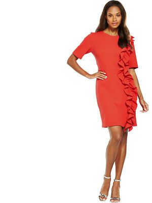 V by Very Frill Front Dress