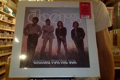 The Doors Waiting for the Sun LP + 2CD 50th Anniversary Deluxe Edition new vinyl