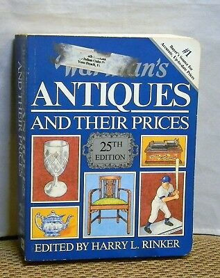 Schroeder's Antiques Price Guide Paperback Book 1995