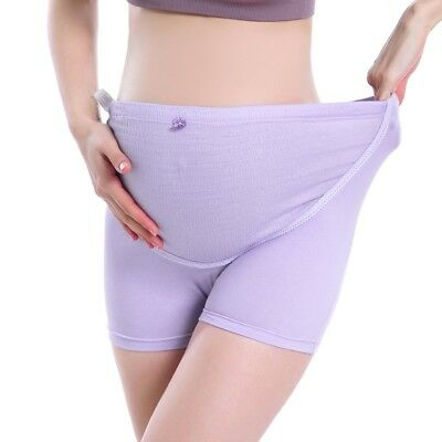 Maternity Panties Belly Briefs Pregnant Knickers Women Soft High Waist Panties