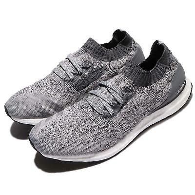 19d35a79c adidas UltraBOOST Uncaged Grey White Men Running Shoes Sneakers Trainers  DA9159
