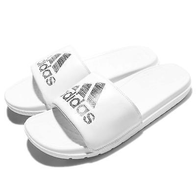 6ccb9d015461 ADIDAS VOLOOMIX SLIDE White Black White Lifestyle Sports Sandals ...