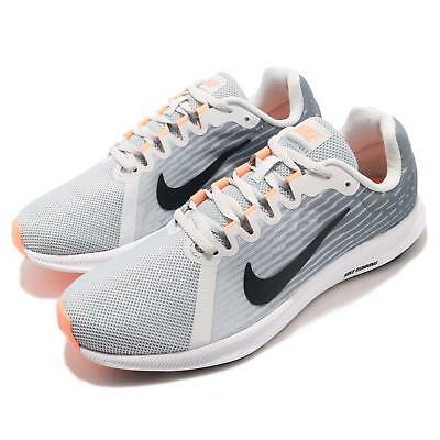 9e7fdeff07192 Nike Wmns Downshifter 8 VIII Grey Black White Women Running Shoes 908994-009