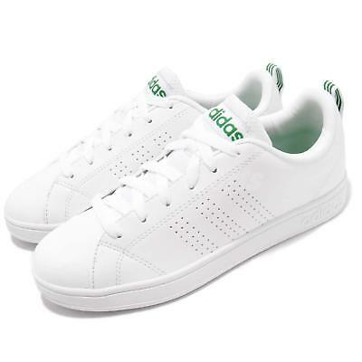 Adidas NEO VS Advantage CL CMF [AW5210] Men Casual Shoes WhiteGreen