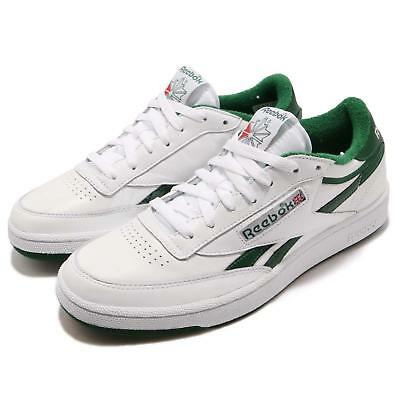 28f7873d63b4 Reebok Revenge Plus MU White Green Red Men Classic Casual Shoes Sneakers  CN3713