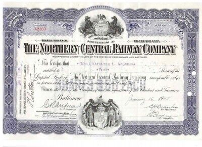 Northern Central Railway Company  1948