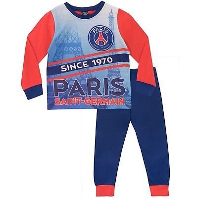 Paris Saint-Germain Football Club Pyjamas I Paris St Pyjamas I PSG Pyjamas