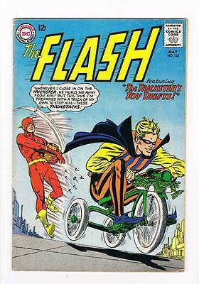 Flash # 152 The Trickster's Toy Thefts! grade 5.0 scarce hot book !!